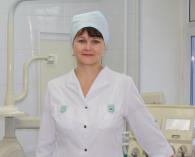 Климова Марина Хамитовна
